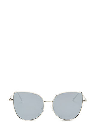 Make The Rounds Cat-Eye Sunglasses