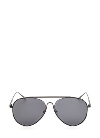 One Fell Swoop Aviator Sunglasses