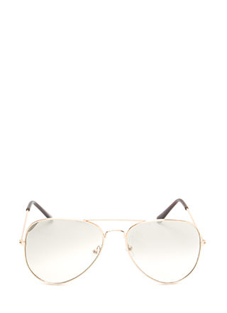 Going Going Gone Aviator Sunglasses