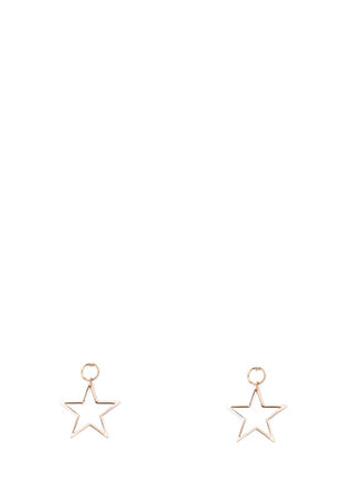 You're A Star Cut-Out Earrings