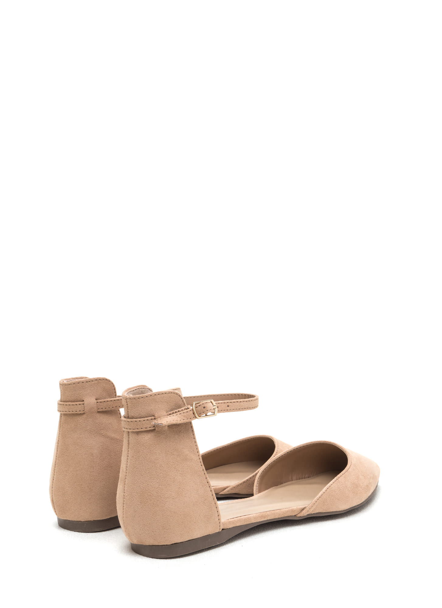 Day By Day D'Orsay Flats NATURAL