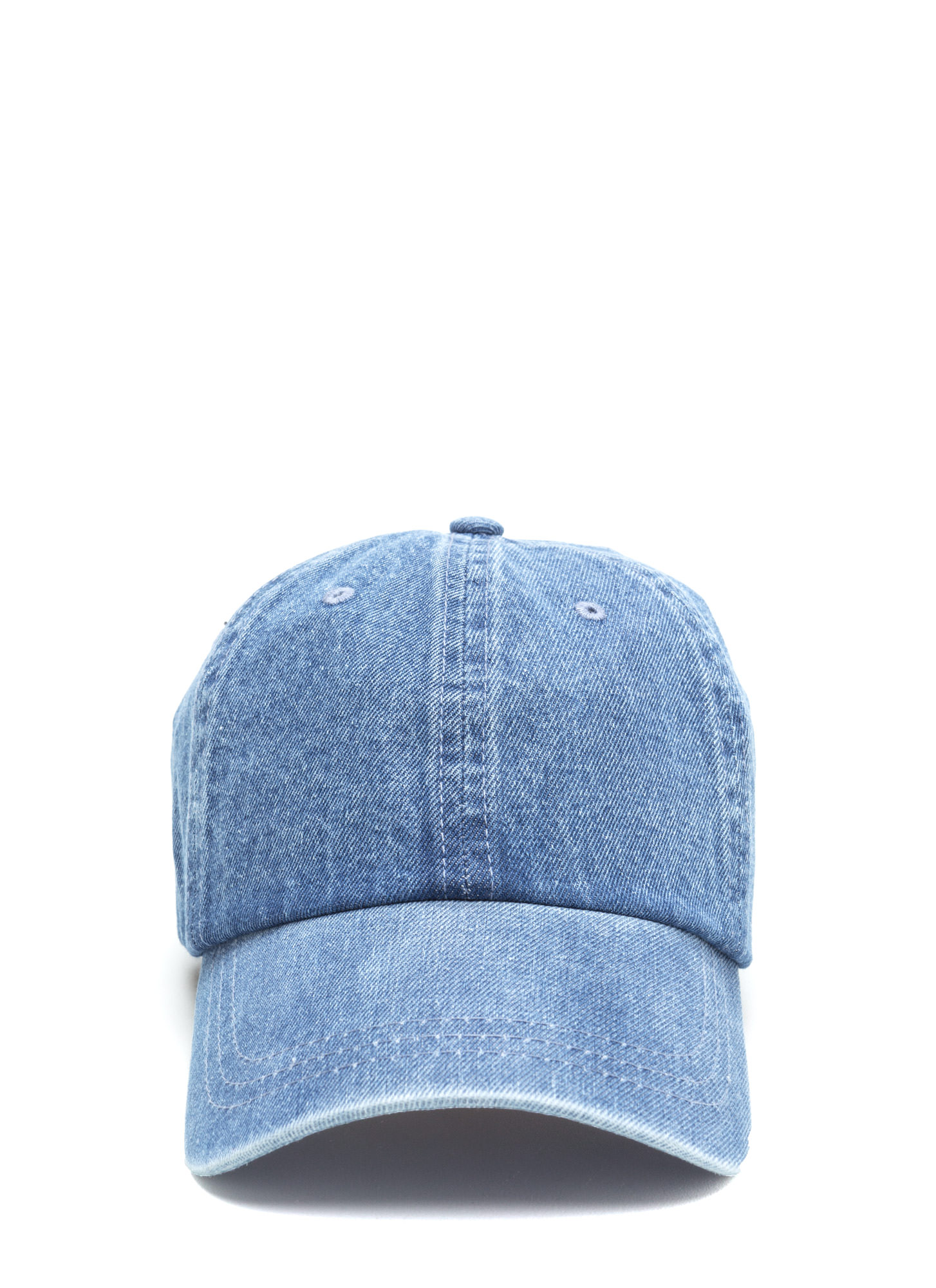 Denim All Day Every Day Baseball Cap LTBLUE
