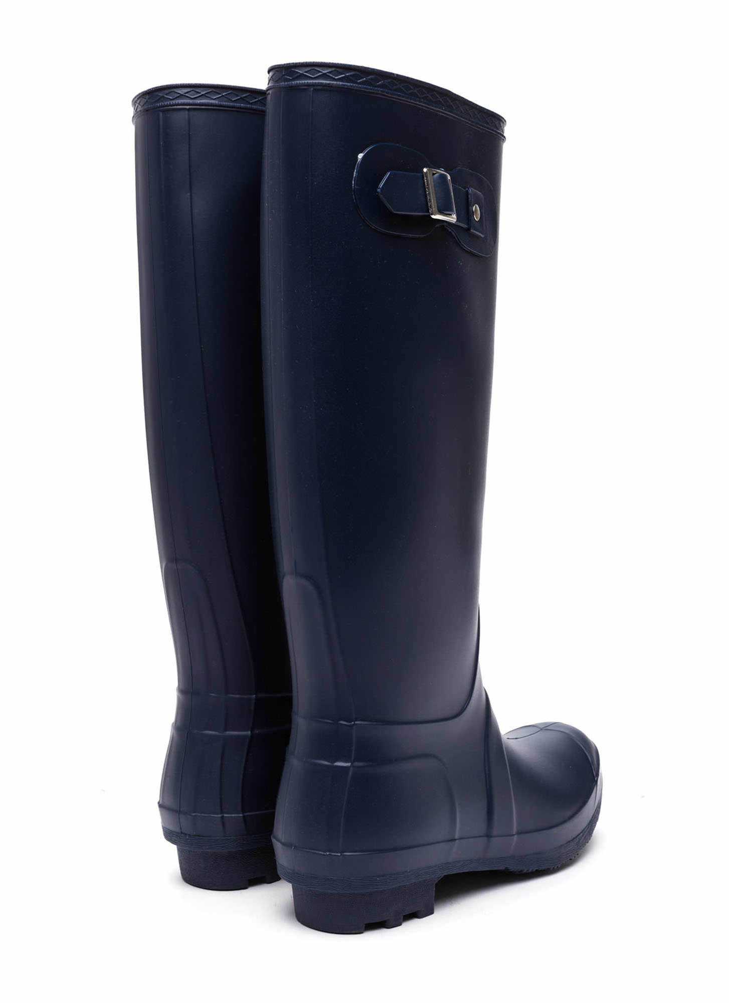 Storm Away Rain Boots GREY NAVY BLACK - GoJane.com
