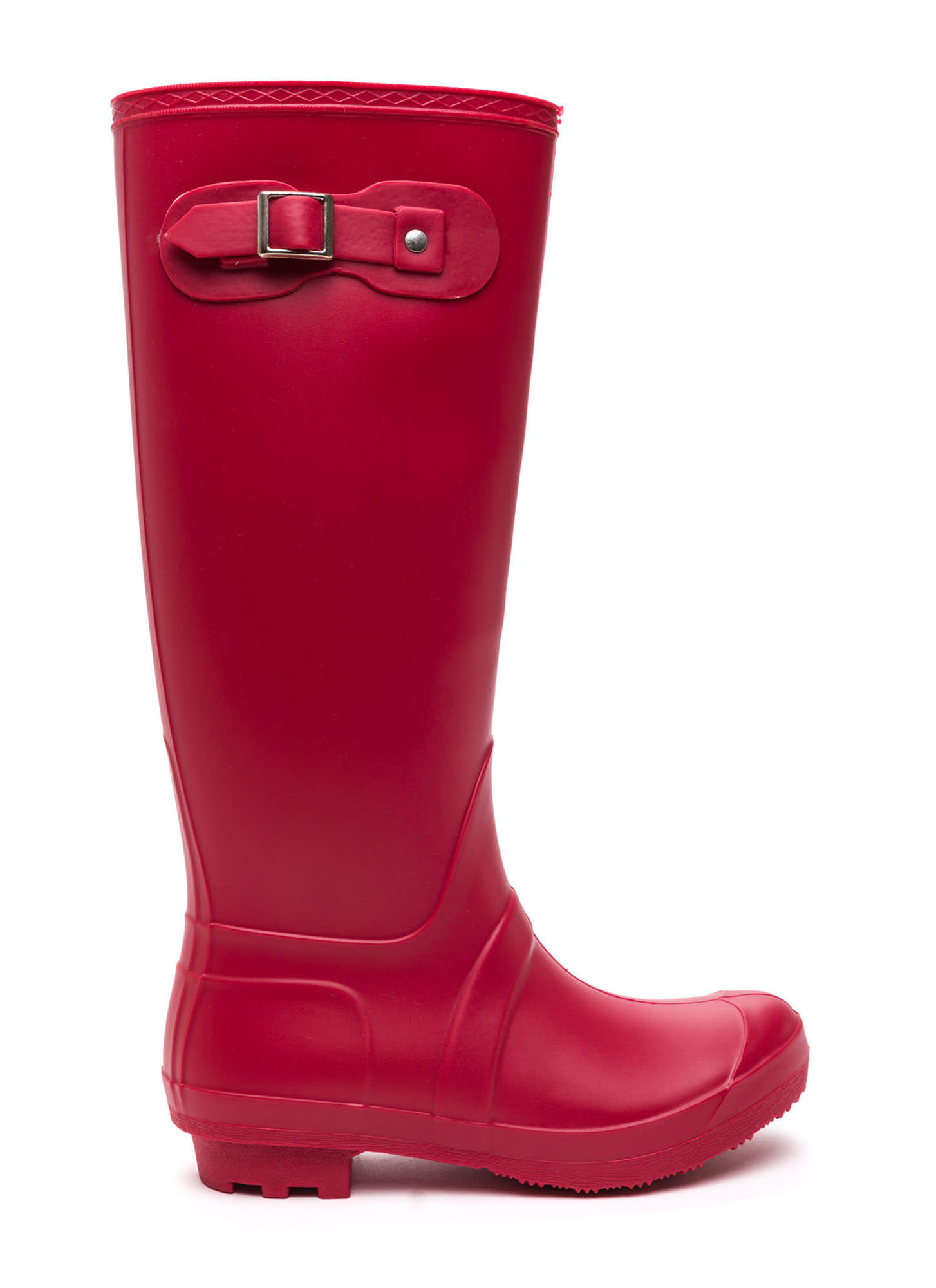 Storm Away Rain Boots RED