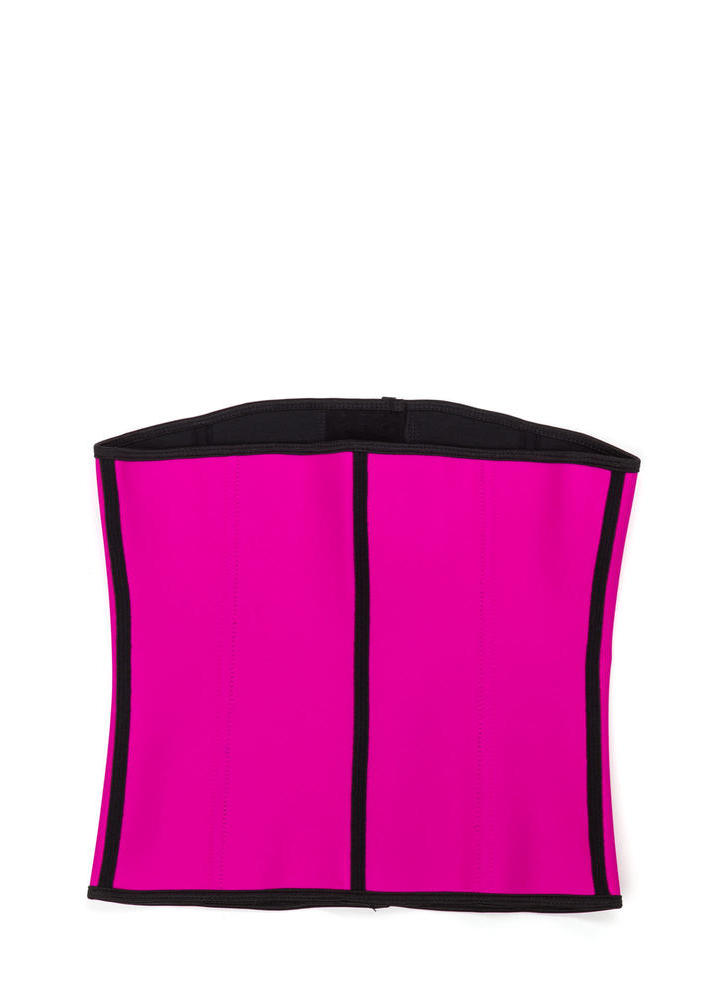 Shape Up Waist Cincher PINKBLACK (Final Sale)