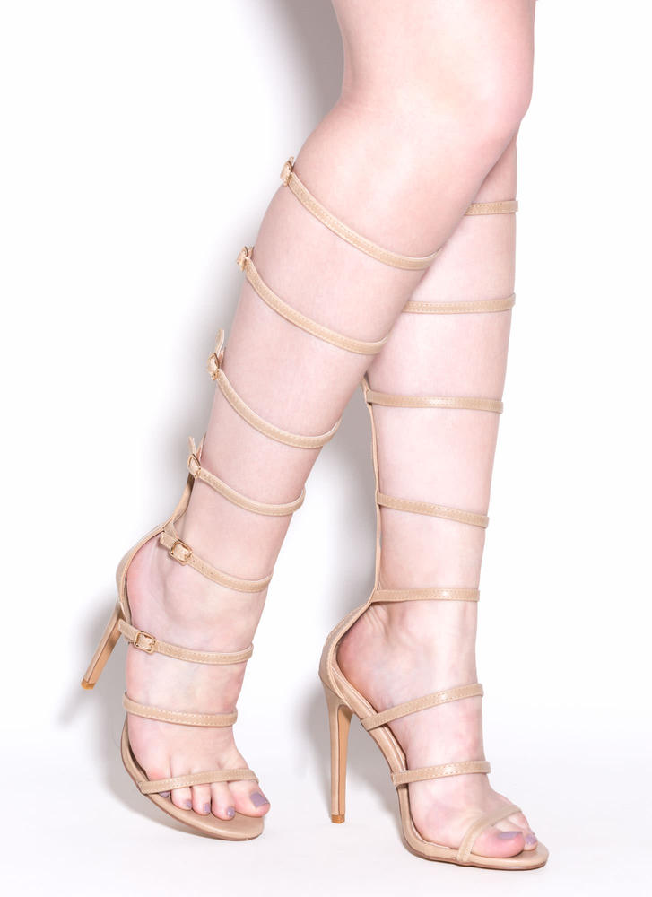 Rule The Realm Gladiator Heels