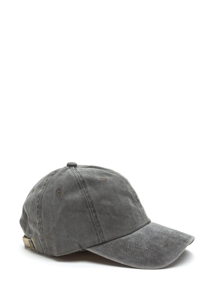 Best Vintage Cotton Denim Cap