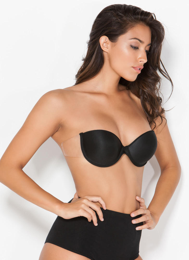 Dd Strapless Backless Bra