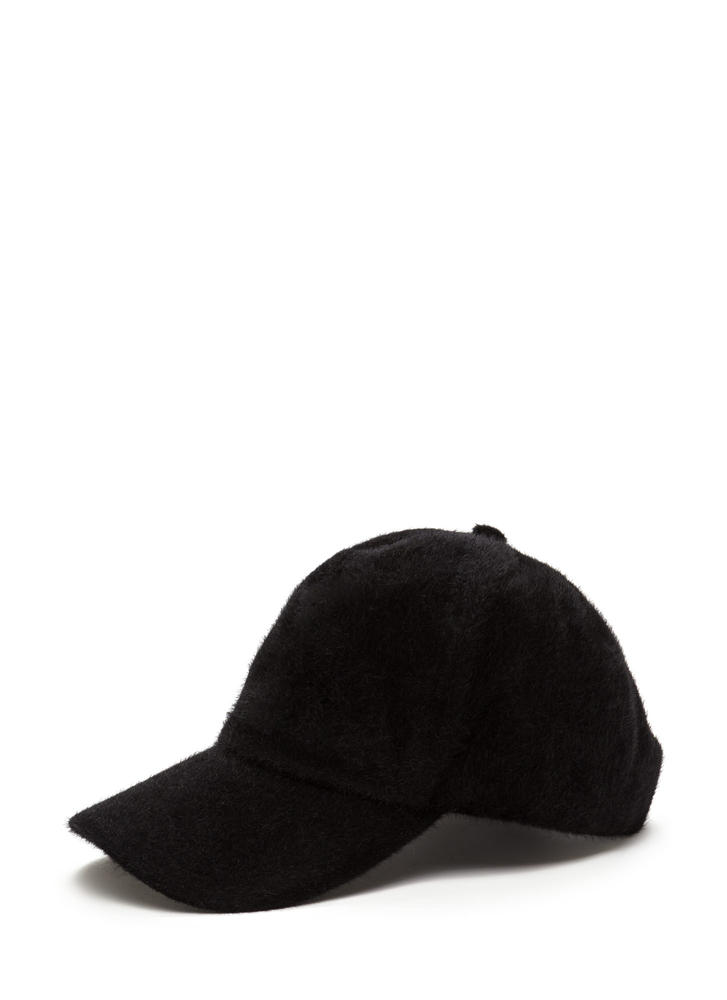 Keep Your Cool Faux Calf Hair Cap