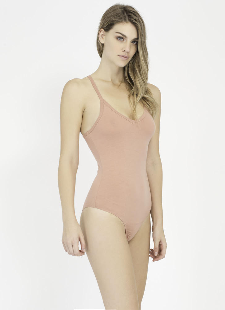 So Original Racerback Bodysuit