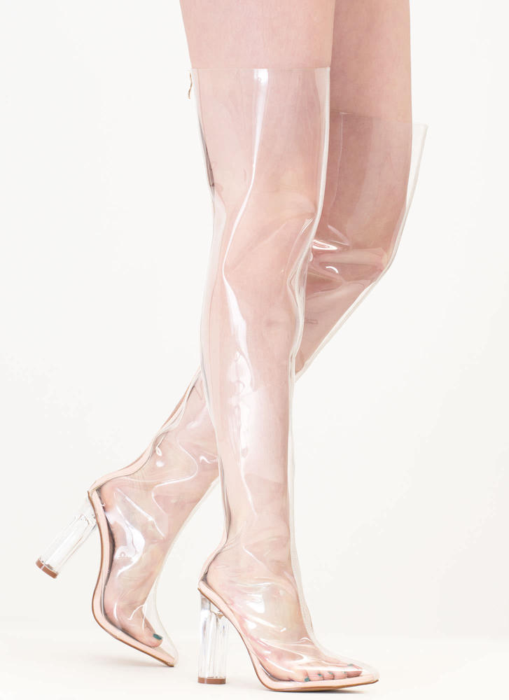 shoes Pink high heel
