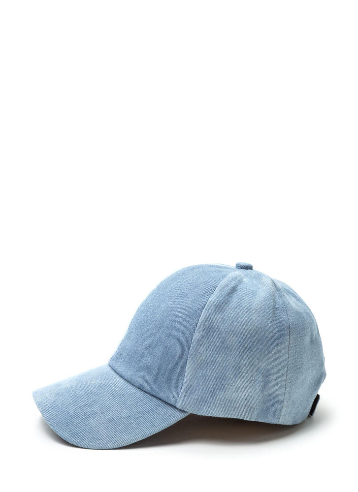 Jean On Me Baseball Hat