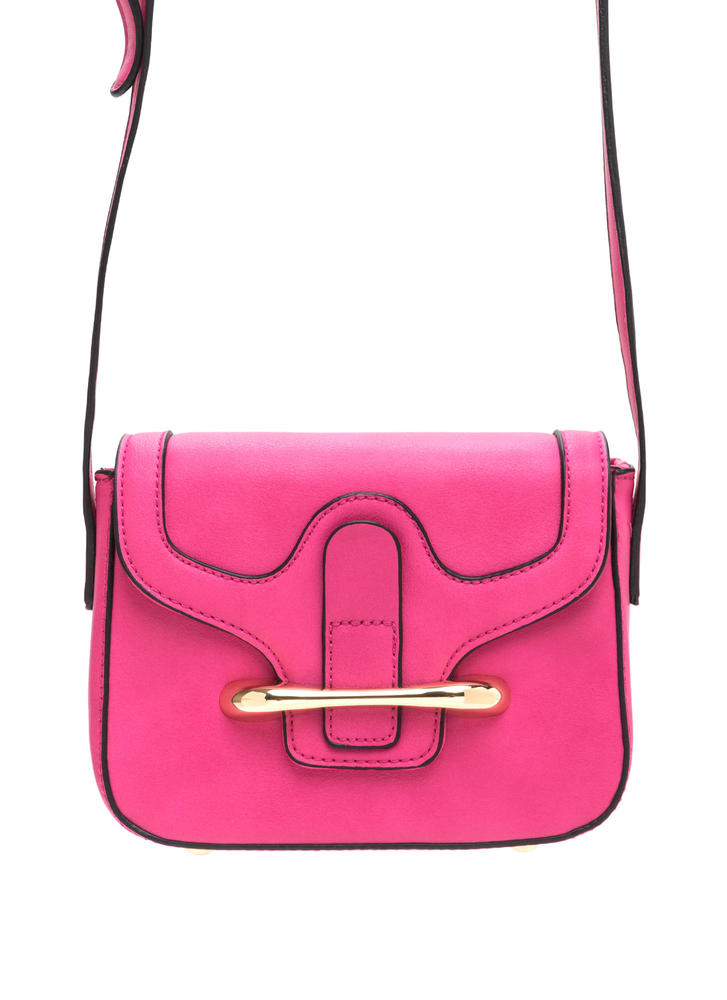 Wing Woman Mini Crossbody Bag