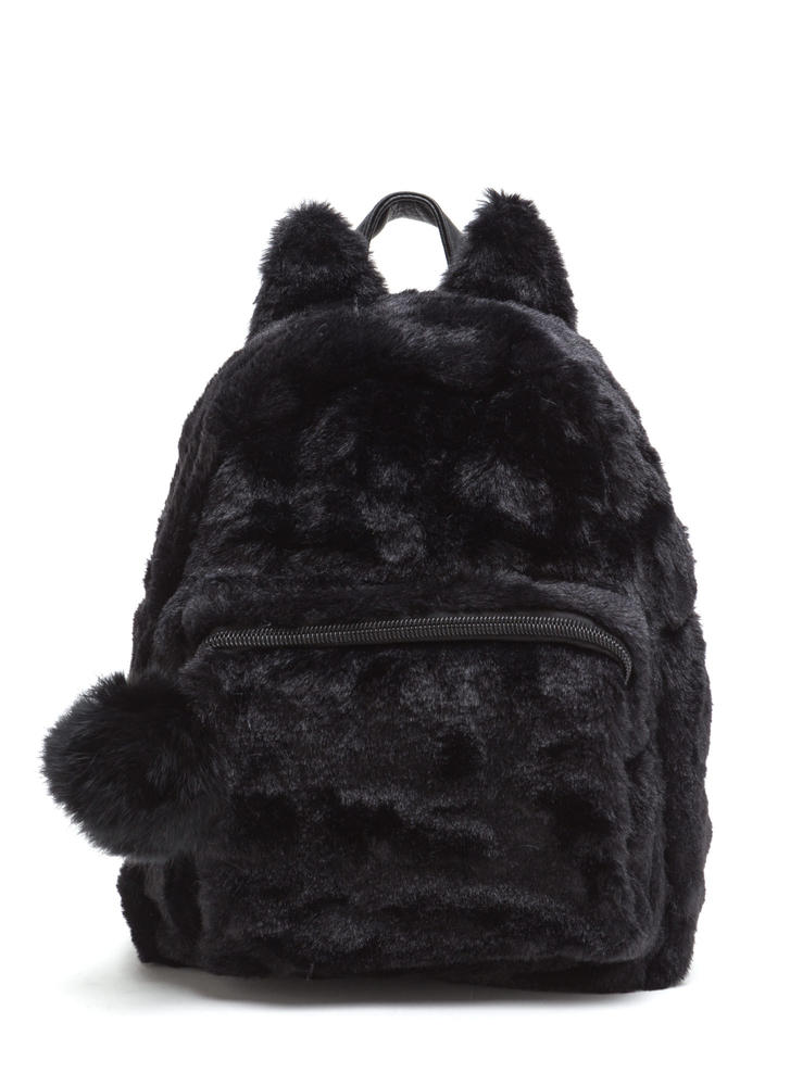 Run Fur It Mini Bunny Backpack