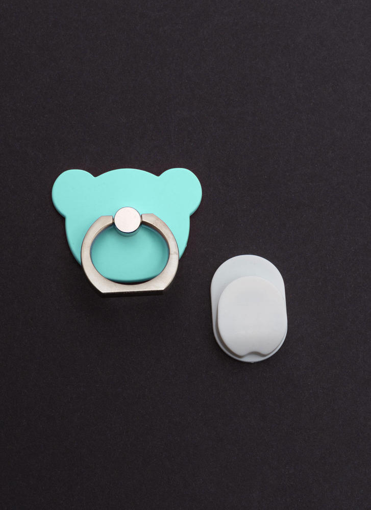 Can You Bear It Ring Phone Accessory MINT