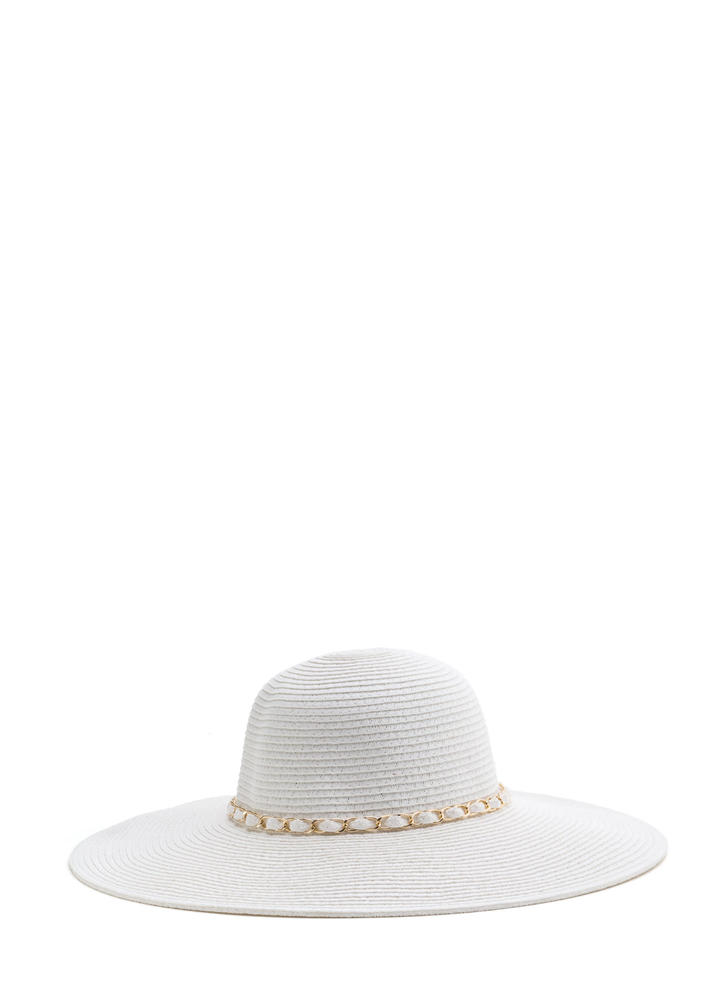 Chain Of Pace Woven Sun Hat