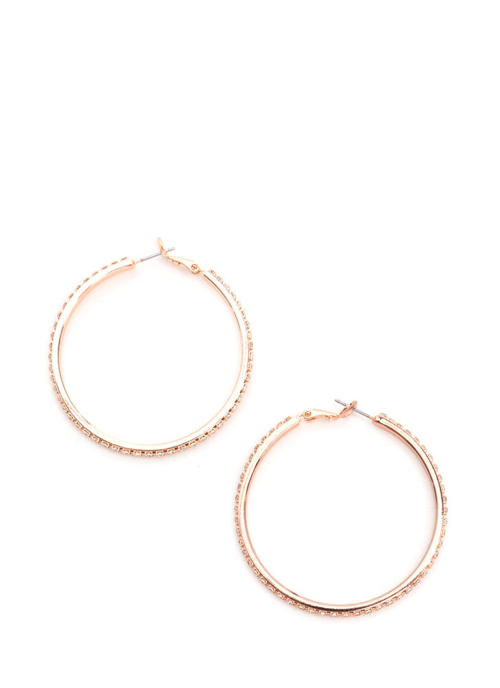 Jumping Through Rhinestone Hoops