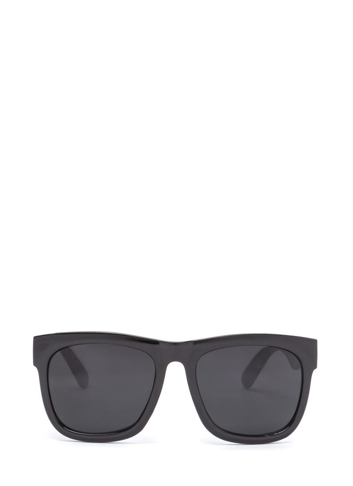 Daily Dose Square Sunglasses