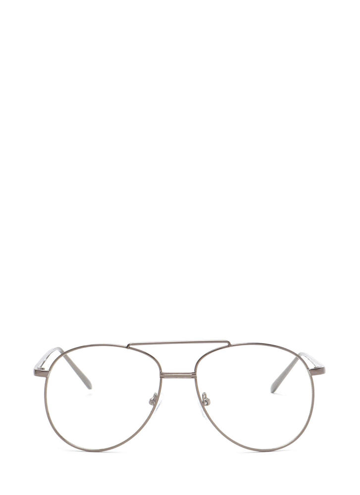 See Clearly Now Brow Bar Glasses