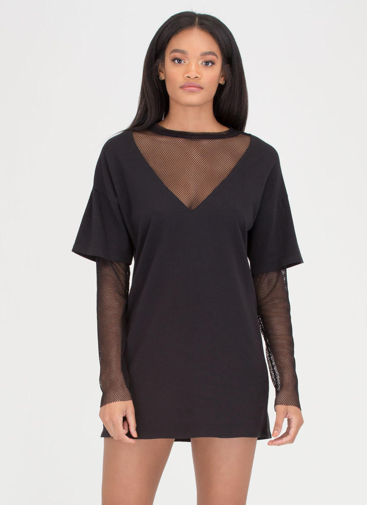 Communication Network Layered Dress