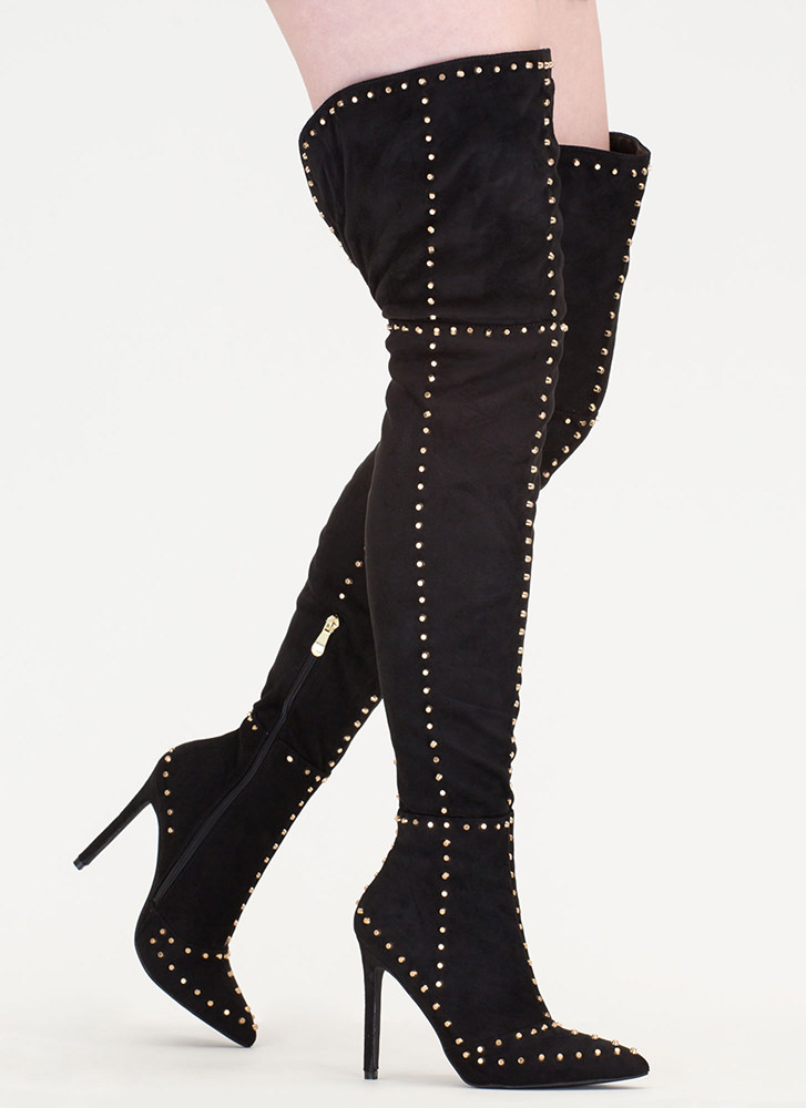 Thigh-High Boots, Lace Up Boots & More Women's Boots