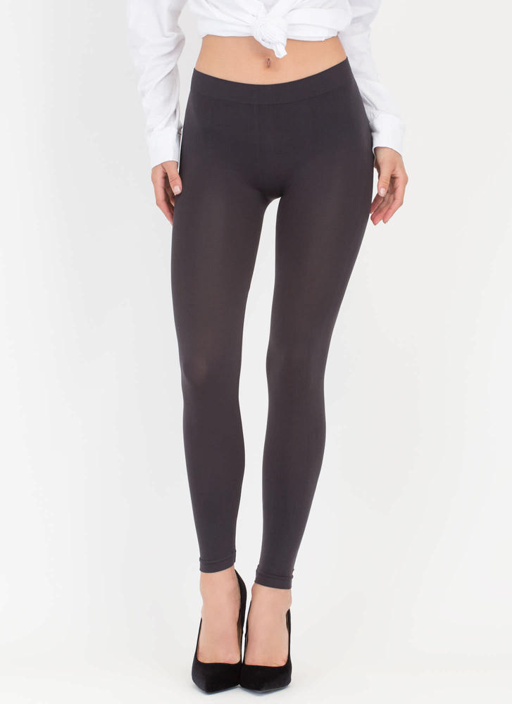 Seamless Leggings DKGREY